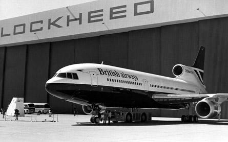 Lockheed Martin L-1011 Tristar