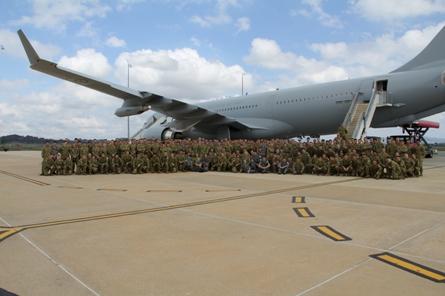 RAAF KC-30A