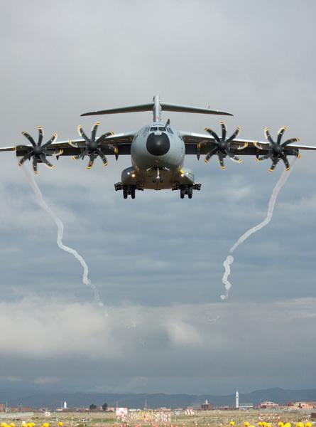 Aibus Military A400M