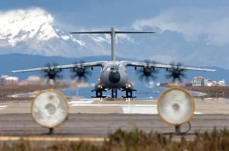 Airbus Military A400M,
