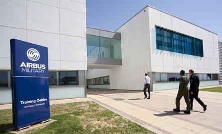 Airbus Military ITC training center