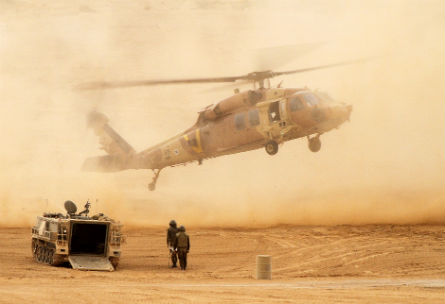 Black Hawk - Israeli air force