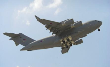 C-17 UK8 - Boeing