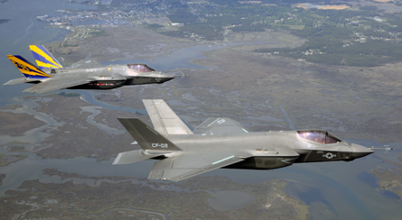 F-35Cformation