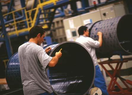 ITP manufacturing