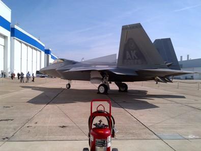 Last f-22 delivered