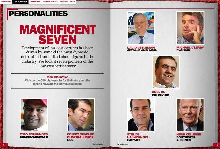 LCC magnificent seven