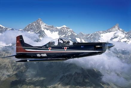 PC-7 MK II for FG