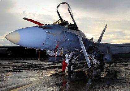 RAAF F-18 Classic hornet
