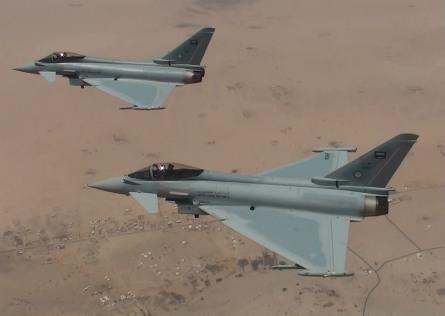 Saudi Typhoons - BAE Systems