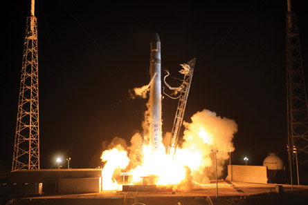 SpaceX Falcon 9 launch,