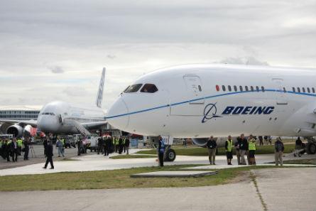 787 A380