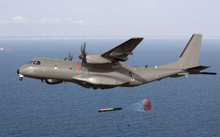 C295 torpedo graphic - Airbus Military