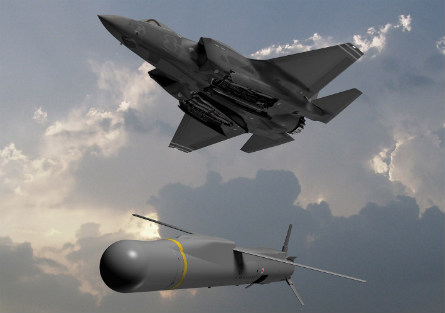 F-35 Spear - MBDA UK