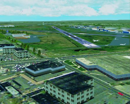 Flightsafety sim