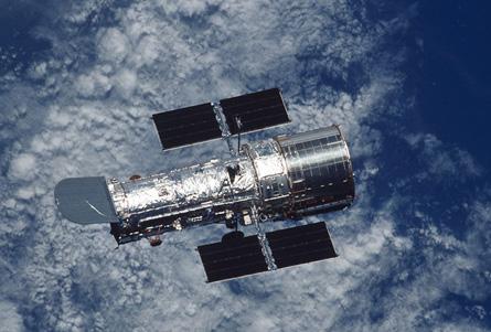 Hubble space telescope,