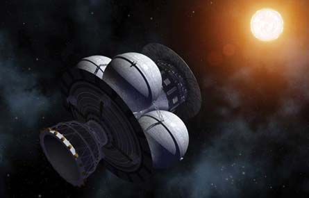 Icarus interstellar project