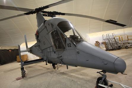 Kaman Aerospace K-MAX,