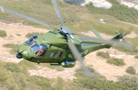 NH90 Greece - Eurocopter