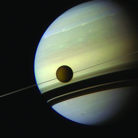Saturn & Titan