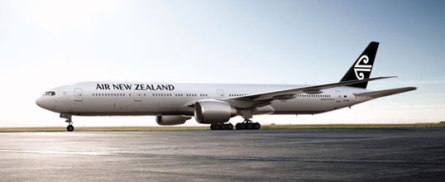 Air New Zealand new livery