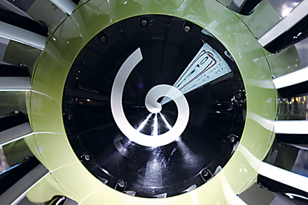 CFM Leap X engine