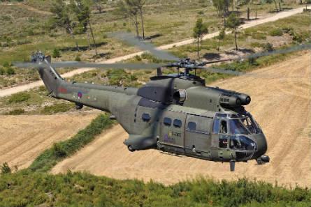 Puma HC2 - Eurocopter