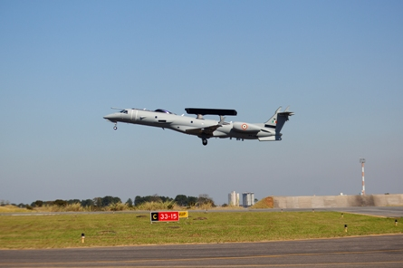 EMB-145 India