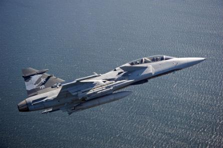 Gripen F demo - Saab