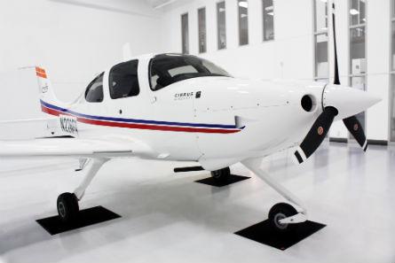 SR20 CATS - Cirrus Aircraft