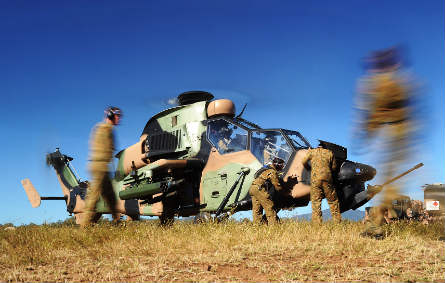 Tiger crew - Commonwealth of Australia