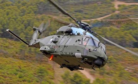 Belgian NH90 - NH Industries