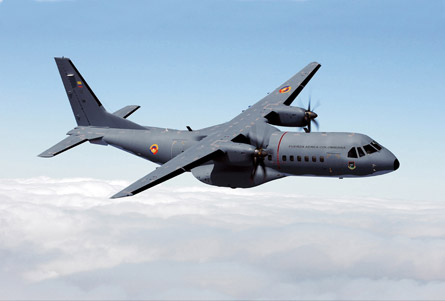 Colombian air force C295