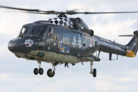 Dutch Lynx last flight - pay Joris van Boven
