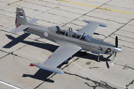 Kobac light attack aircraft