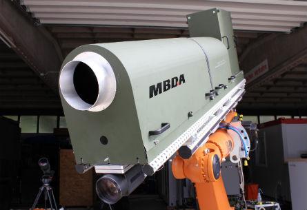 MBDA laser