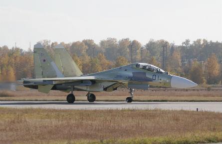 Su-30SM - Irkut