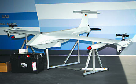 TU-150 UAV - Rheinmetall