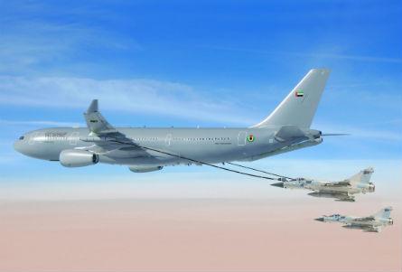 UAE A330 MRTT - Airbus Military