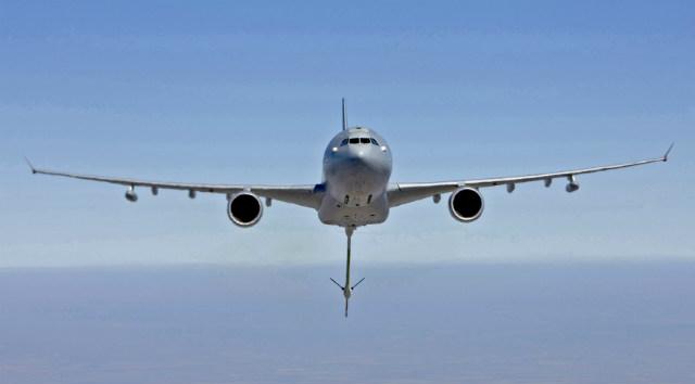 A330 MRTT boom - Airbus Military