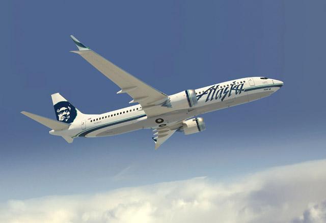 Alaska Airlines 737Max