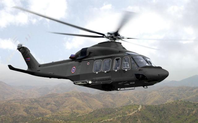 AW139 Thai army - AgustaWestland