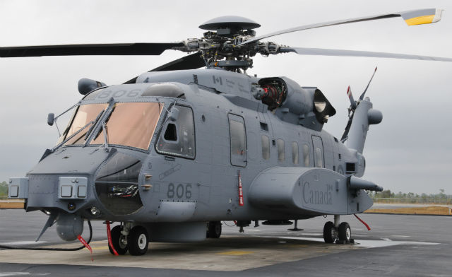 CH-148 Cyclone - Royal Canadian Air Force