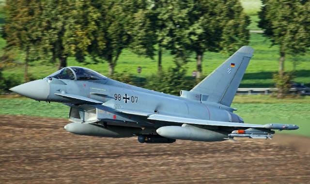 Eurofighter Litening - Cassidian
