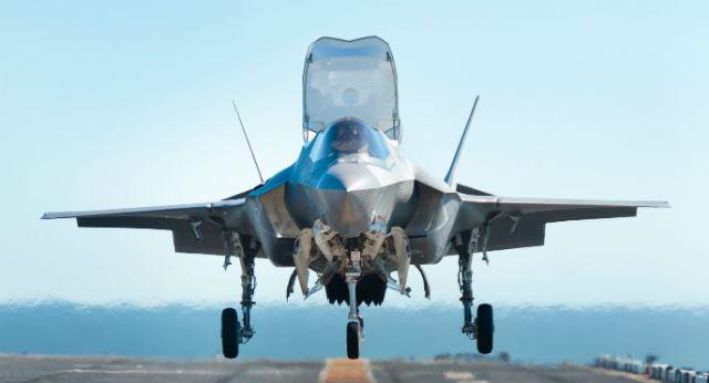 F-35B Wasp - Lockheed Martin
