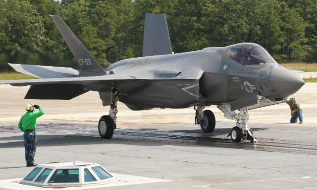 F-35C - Lockheed Martin