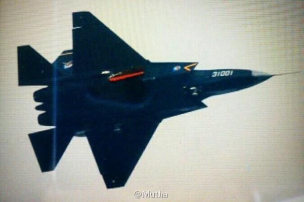 j-31 maiden flight