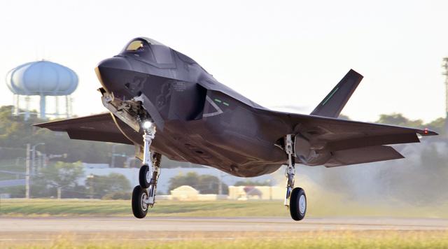 RAF F-35