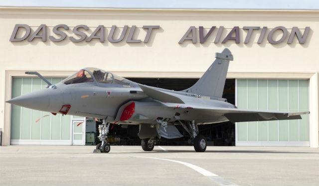 Rafale with AESA - Dassault