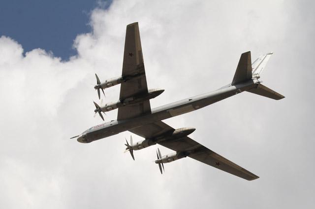 Tupolev Tu-95 bomber